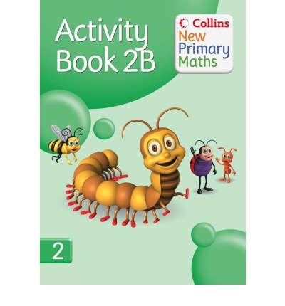 Collins New Primary Maths Pupil Book: No. 2B