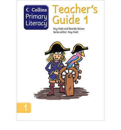 Collins Primary Literacy: Teacher's Guide 1