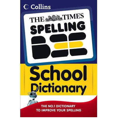 collins school dictionary in colour