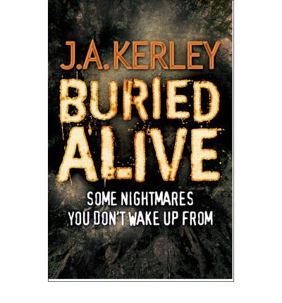 Buried Alive (Carson Ryder, Book 9)