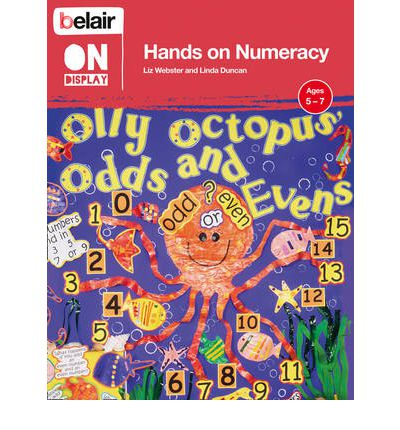 Belair on Display: Hands on Numeracy Ages 5 - 7