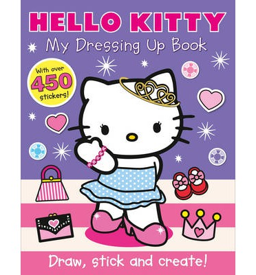 Hello Kitty: My Dressing Up Book Part 1