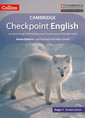 Collins Cambridge Checkpoint English - Stage 7 Student Book PDF