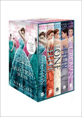 The Selection Series 1-5 : Kiera Cass : 9780008209155  The Selection Series In Order