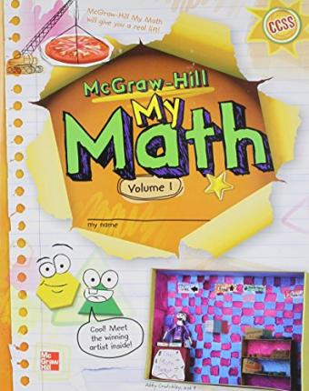 math worksheet : mcgraw hill my math grade 3 student edition volume 1  mcgraw  : Mcgraw Hill Math Worksheets