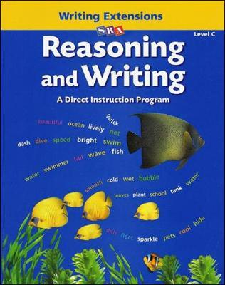 Reasoning and Writing Level C, Writing Extensions Blackline Masters