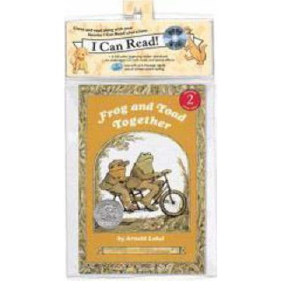 Frog and Toad Together with CD