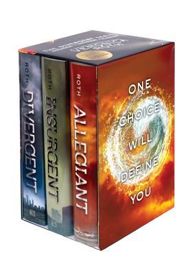 The Divergent Series Boxed Set