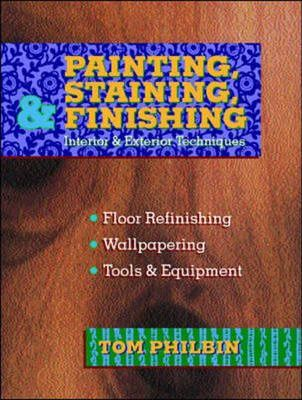 Painting, Staining and Finishing