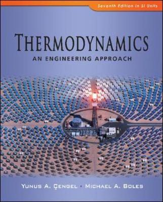 thermodynamics seventh edition solutions manual
