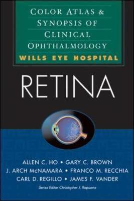 Retina: Color Atlas and Synopsis of Clinical Ophthalmology