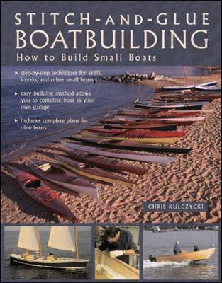 Stitch glue Boatbuilding