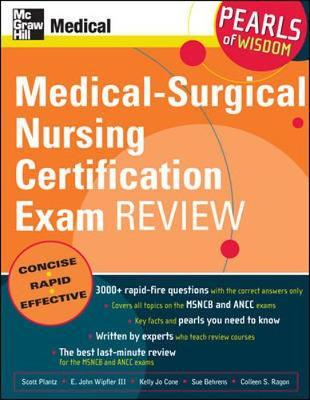best cmsrn review book