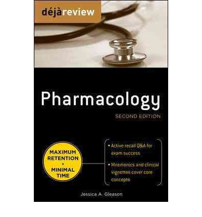 deja review pharmacology pdf free download