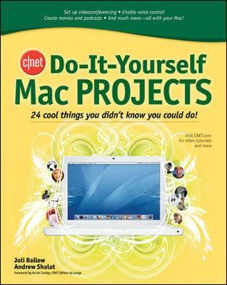 cnet do it yourself mac projects 24 cool things you didn 39 t know you