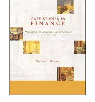 case studies in finance Buy case studies in finance 6 by robert f bruner, kenneth eades, michael schill (isbn: 9780073382456) from amazon's book store everyday low prices and free delivery on eligible orders.