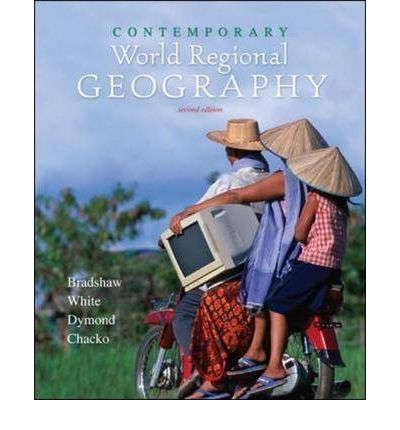 Contemporary World Regional Geography with Interactive World Issues