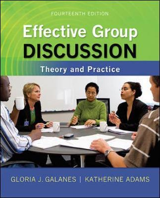 Effective Group Discussion Galanes 52