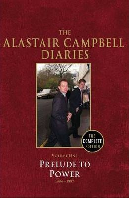 Diaries Volume One: Volume 1