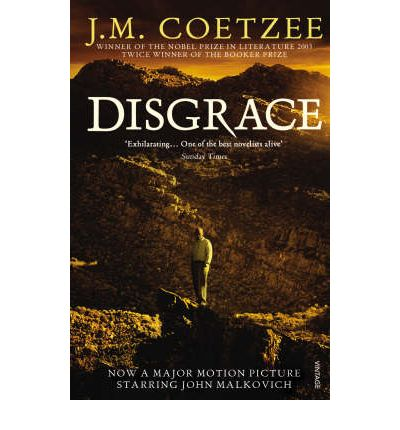 disgrace j m coetzee Discussed in this essay: disgrace, jm coetzeepenguin 224pp, $1500 promised land, karel schoemansummit books 1 suspect masterpieces it is entirely possible, and even likely, that when jm coetzee wrote his 1999 novel disgrace, he was not thinking about karel schoeman's 1972 novel promised land, first published in.