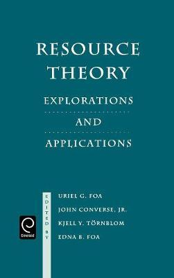 Resource Theory : Explorations and Applications