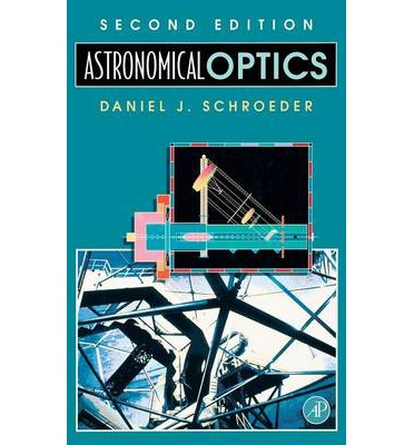 Astronomical Optics