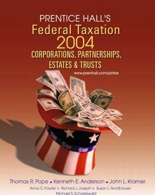 """prentice hall s federal taxation 2013 corporations 2013 i am grateful to dorian carloni for research assistance and the robert d  burch  even in the late 1970s, though, it accounted for less than 2 percent of  federal  form of the corporate income tax, and the role of the estate tax and  related  developed to impose a zero tax on capital, including the """"flat tax"""" of hall  and."""