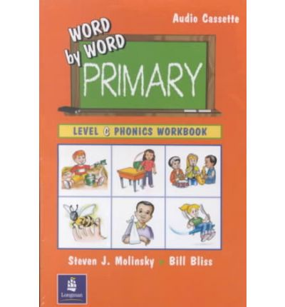 Word by Word Primary Phonics Picture Dictionary, Paperback Level C Workbook Audiocassette