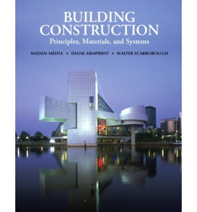 Building Construction : Principles, Materials and Systems
