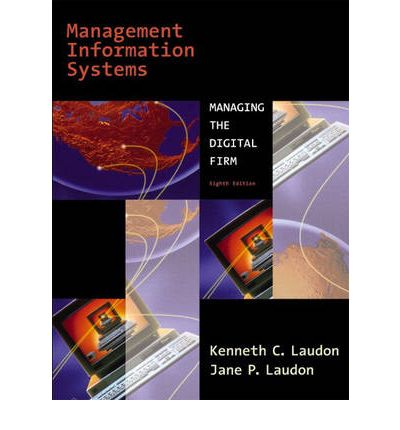 MANAGEMENT INFORMATION SYSTEMS 8e