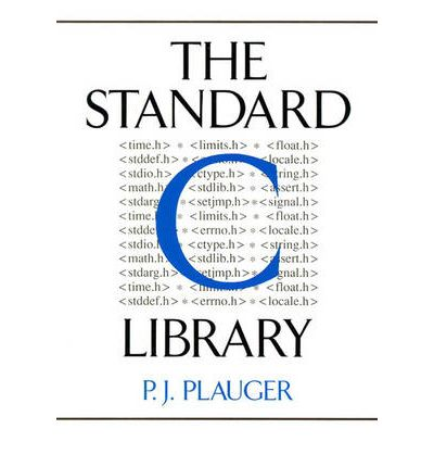 The standard c library plauger