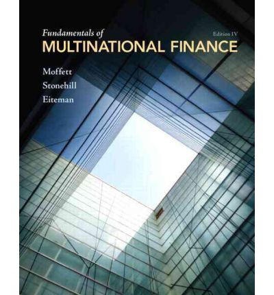 multinational business finance eiteman stonehill moffett