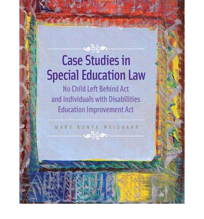 Special education case studies students