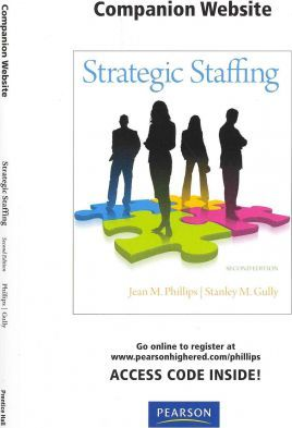 course project strategic staffing handbook Strategic staffing handbook you are the new hr business partner at a medium-size organization and it is your job to create an original (not copied from [.