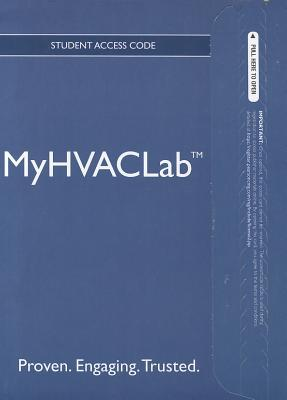 New MyHVACLab Without Pearson eText - Access Card - For Fundamentals of HVAC/R
