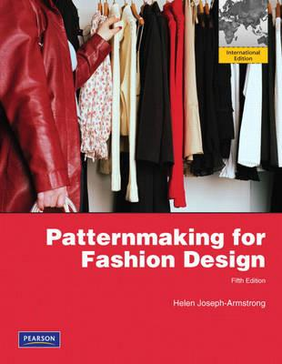 patternmaking for fashion design by helen joseph armstrong pdf