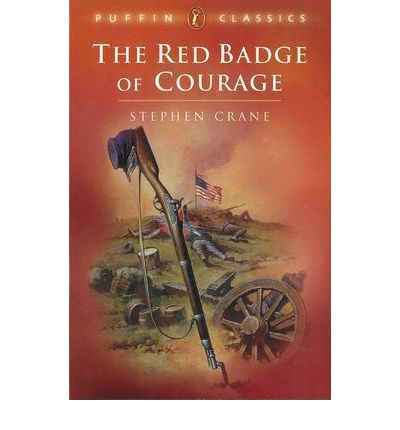 an evaluation of the red badge of courage by stephen crane The red badge of courage takes place during an unnamed battle during the  civil  stephen crane certainly takes liberty with the conventions of the  language,.