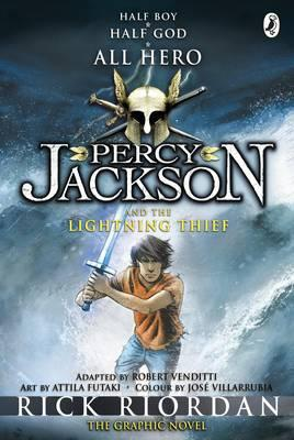 Percy Jackson and the Lightning Thief: The Graphic Novel: Bk. 1