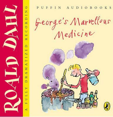 roald dahl georges marvellous medicine book report