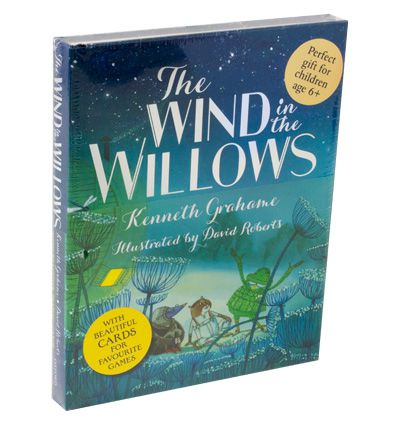Wind in the Willows with Game Cards