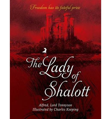 a review of tennysons book the lady of shalott Buy the picture books book the lady of shalott by alfred, lord tennyson at indigoca, canada's largest bookstore + get free shipping on books over $25.