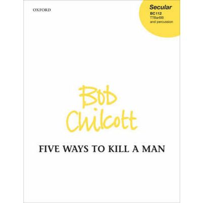 five ways to kill a man satire Free essay: in the poem called five ways to kill a man, by edwin brock, the poet indicates five different ways to kill a man by using history to relate the.