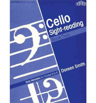 Cello Sight-Reading Book 2