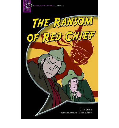 The Ransom of Red Chief: Comic-strip