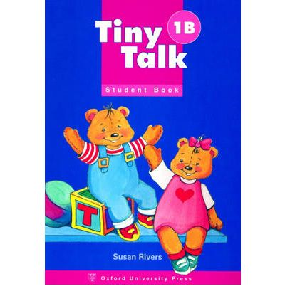 Tiny Talk: 1: Student Book (B)
