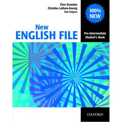 NEW ENGLISH FILE - UPPER INTERMEDIATE (STUDENTS BOOK ...