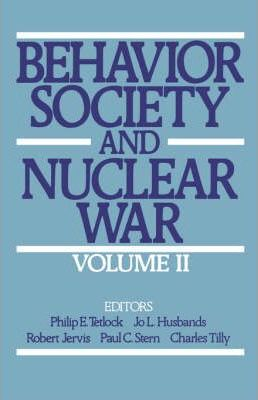 Behavior, Society, and Nuclear War