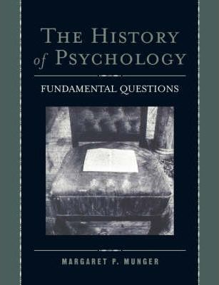 events that contributed to the development of i o psychology What has undoubtedly contributed to this  as an author has written in reference to the development of psychology  studies in the history of geography in this.