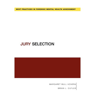 forensic psychology and jury selection essay The field of psychology has a variety of sub fields like clinical psychology, counseling psychology, developmental psychology, industrial psychology, forensic psychology, etc when the legal system and psychology combine, there is the study of forensic psychology.
