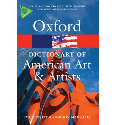 oxford dictionary of art pdf